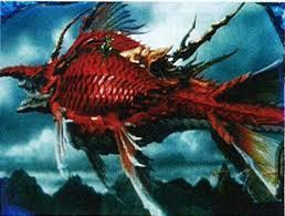 牙狼 金魚