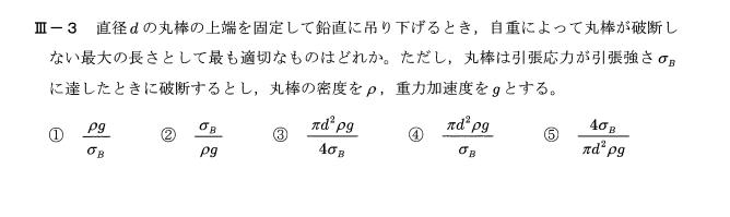 専門科目Ⅲ-3